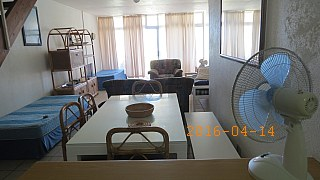 Living and Dining area as seen from the kitchen (2016-04-14)
